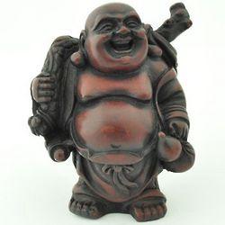 Traveling Wu Lou Buddha Statue