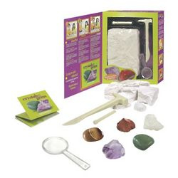 Geoworld Crystals and Gems Mining Kit