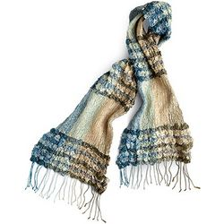 Serena Ruched Scarf