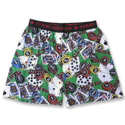 Texas Hold 'em Boxers