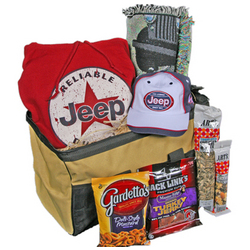 The Ultimate Jeep Gift Basket