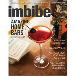 Imbibe Magazine Subscription