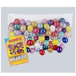 Plastic Balloon Drop Bag