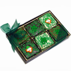 St. Patrick's Day Grahams Gold Box