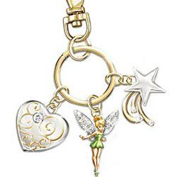 Tinker Bell Believe Key Chain