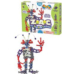 Alien Creature Toy Building Set