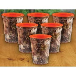 Camouflage Melamine Cups