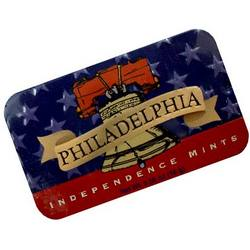 Philadelphia Mints Souvenir Tin
