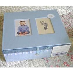 Photo Lid Baby Keepsake Box