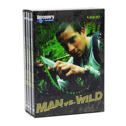 Man Vs. Wild DVD Set