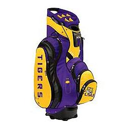LSU Tigers Cart Bag