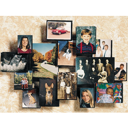 3D Photo Collage Frame
