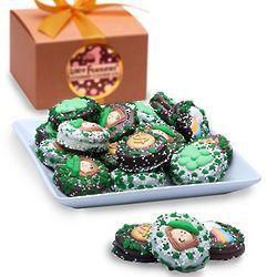 St. Patrick's Day Oreos Gift Box