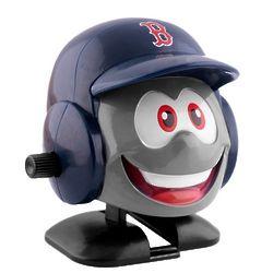 Boston Red Sox Baseball Helmet Wind-Up Bleacher Creature