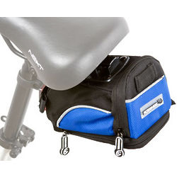 Water Resistant Bike Seat Bag