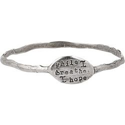Hope Bangle Bracelet