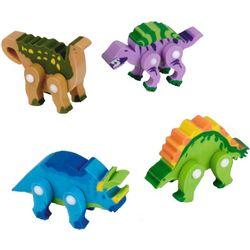 Movable Dinosaur Eraser
