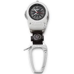 Adventurer's Multi-Tool Clip Watch