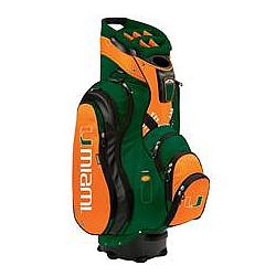 Miami Hurricanes Cart Bag