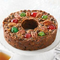 2-Pound Traditional Fruitcake