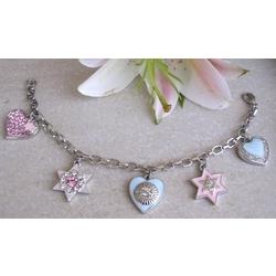 Jewish Love Charm Bracelet