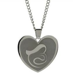 Mother's Arms Stainless Steel Pendant