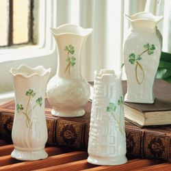 Shamrock Mini Vases