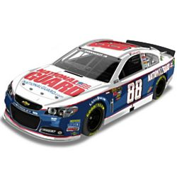 NASCAR Dale Earnhardt Jr. 2013 Sprint Cup Diecast Car