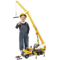 4 Foot Mobile Crane Toy