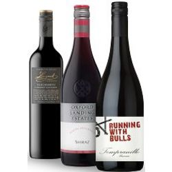 Australian BBQ Wine Trio