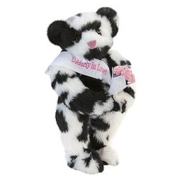Udderly in Love Teddy Bear
