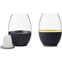 Self-Chilling Wine Glasses