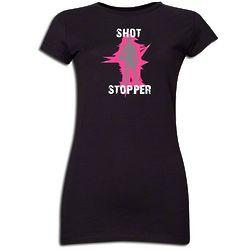 Shot Stopper Junior Girl's T-Shirt