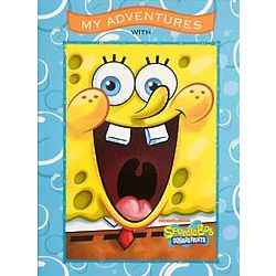 Personalized SpongeBob Large Story Book
