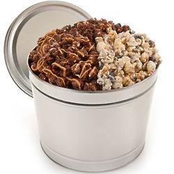 1 Gallon Tin of Chocolate Dreams Popcorn