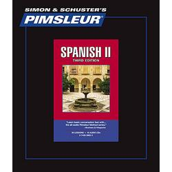 Spanish II Comprehensive CDs
