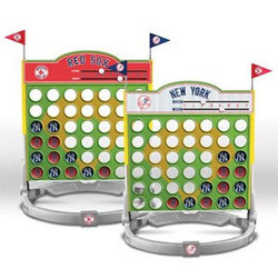 Red Sox Verses Yankees Connect 4