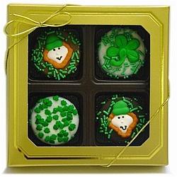 St. Patrick's Day Oreos - Box of 4