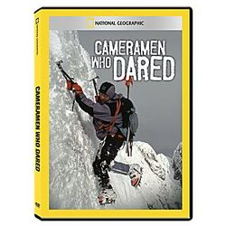 Cameramen Who Dared DVD-R