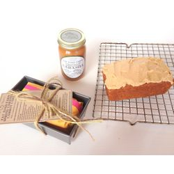 Caramel in a Tiny Baking Tin
