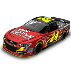 NASCAR Jeff Gordon 2013 Sprint Cup Diecast Car