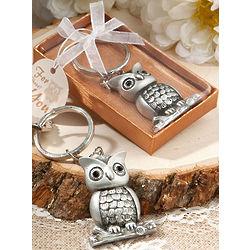 Owl Keychain Favor