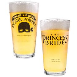 The Princess Bride Iocane Powder Pint Glass