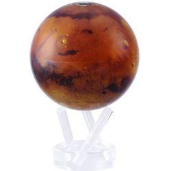 "4.5"" Mars Rotating Globe"