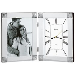 Personalized Picture Frame Clock
