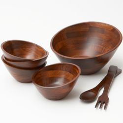 7 Piece Angle Bowl Set