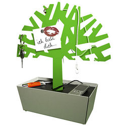 Tree of Charge Organizer
