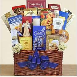 Arms of the Angels Sympathy Basket