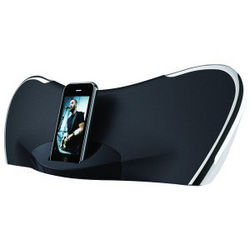 Coby iPhone and iPod Dock Stereo Speaker System