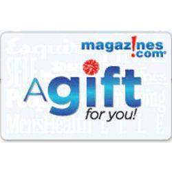 $20 Magazines.com E-Gift Card